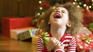 How to give gifts to kids